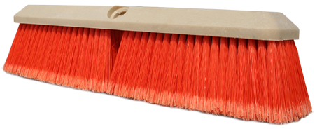 8'', 9'', 10'',14'' Finish Brush with Attached Handle